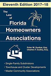 The Law of Florida Homeowners Associations (Law of Florida