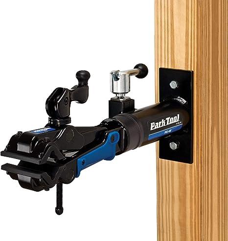 /Blu /3/C clamp Tool/ /Deluxe Wall-Mount Riparazione Supporto con 100/ N//A ParkTool Unisex Adulto PRS-4/W/