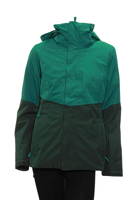 85064bbf40 Amazon.com  Women s The North Face Garner Triclimate Jacket Medium Conifer  Teal  Sports   Outdoors