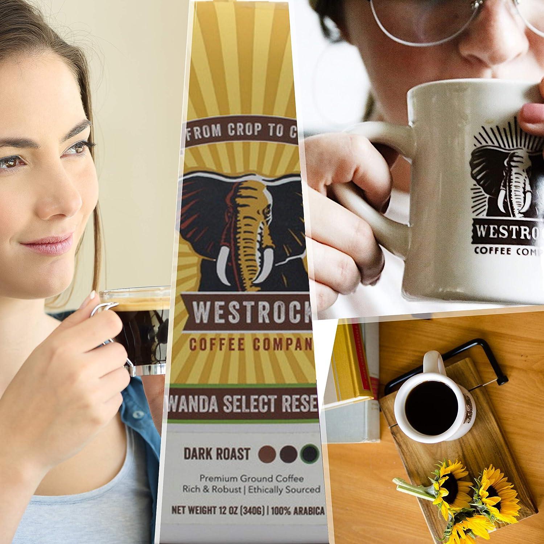 Westrock Coffee Company Bolsa de café molido gourmet ...
