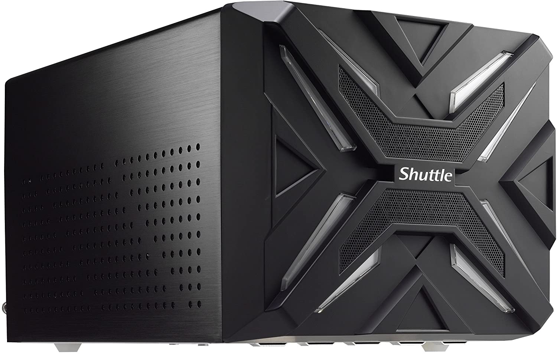 Shuttle XPC Gaming Cube SZ270R9 Mini Barebone PC, Intel Z270 chipset Supports 95W Skylake/Kabylake CPU No RAM No HDD/SSD No CPU No OS 500W PSU, Black