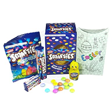 Nestle smarties easter treat pack by moreton gifts amazon nestle smarties easter treat pack by moreton gifts negle Choice Image