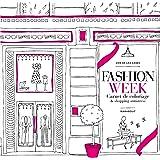 Fashion week - Carnet de coloriage