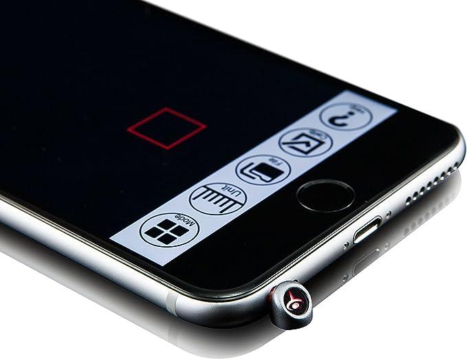 iPin regla espacial de medición a distancia para iOS, medidor ...