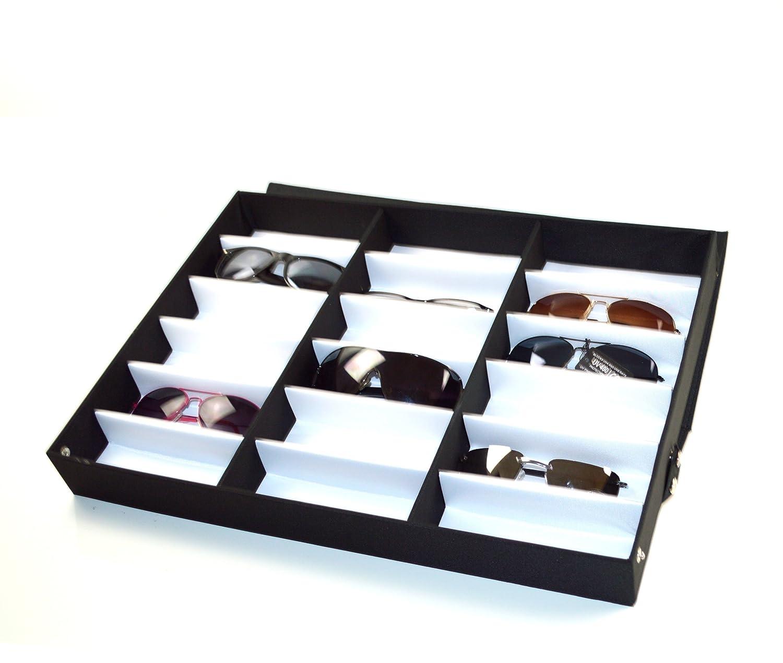 Brillendisplay Brillenständer Koffer für Brillen oder Uhren ...