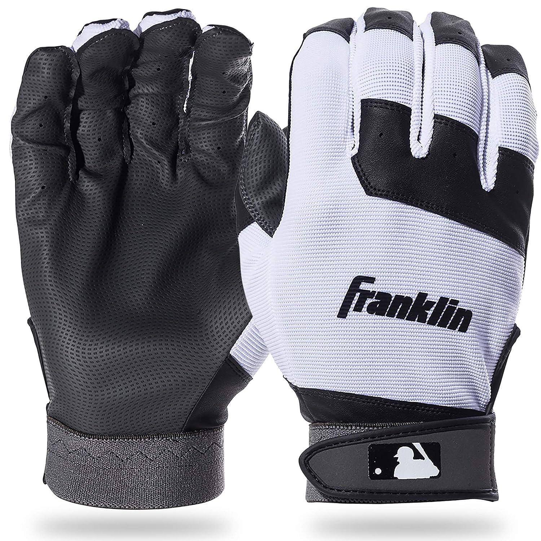 Franklin Sports Youth Flex Batting Gloves