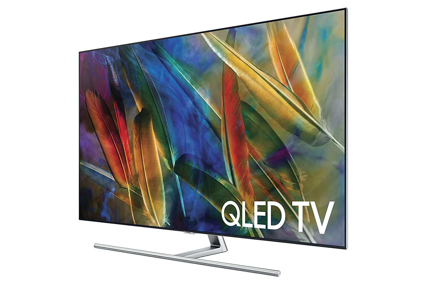 Samsung 65-Inch 4K Ultra HD Smart QLED QN65Q7F TV