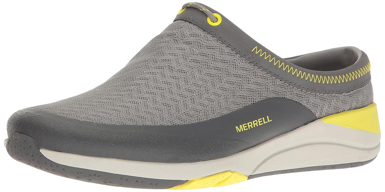 Merrell Women's Applaud Mesh Slide Hiking Shoe B01HGW0ZZE 5.5 B(M) US|Vapor Blue