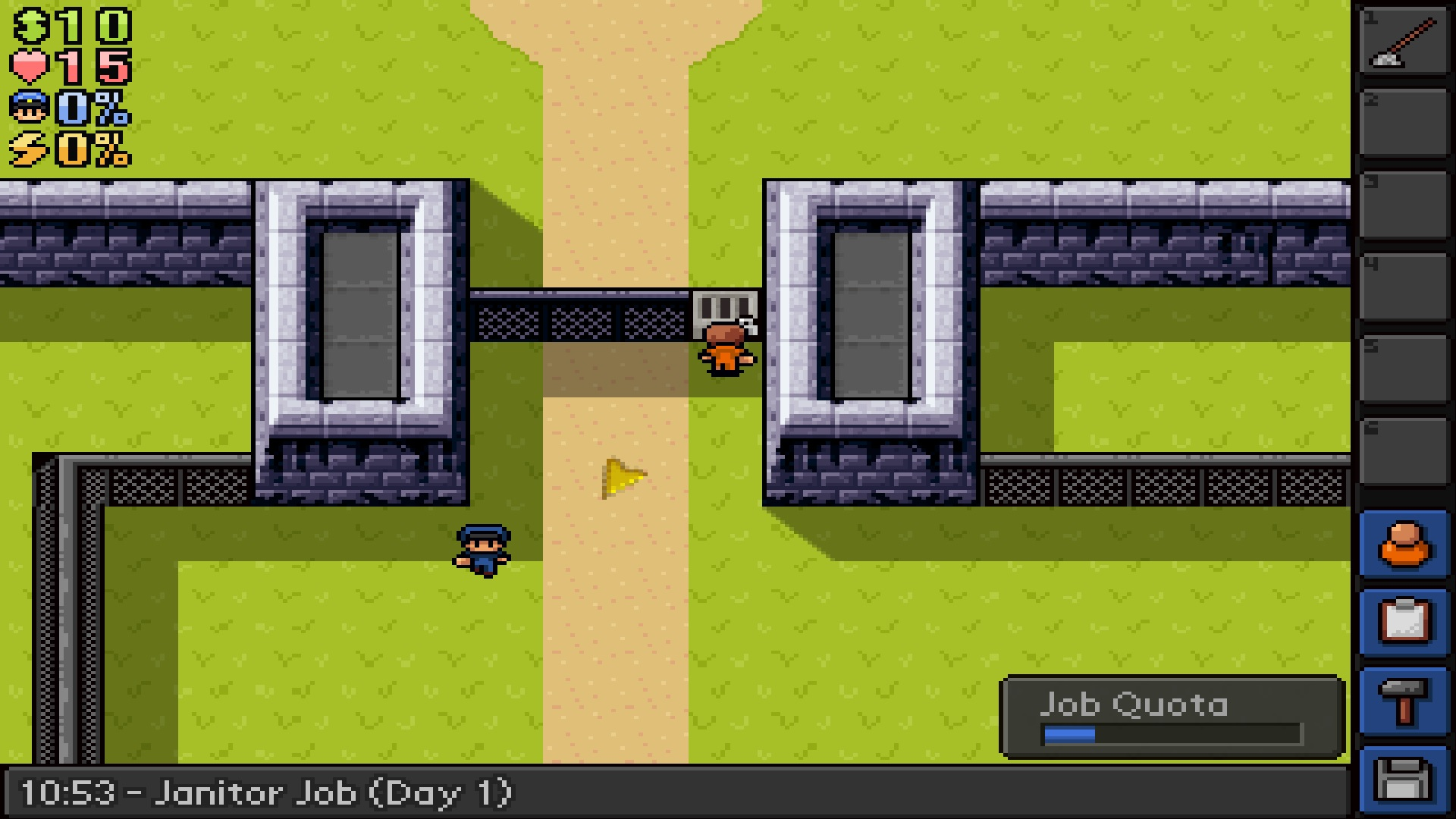 The Escapists - Fhurst Peak Correctional Facility [Online Game Code] by Team17 (Image #10)