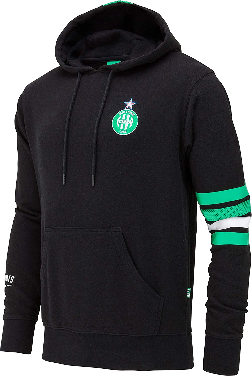 Saint Etienne Sweat Capuche ASSE Collection Officielle AS Taille Adulte Homme