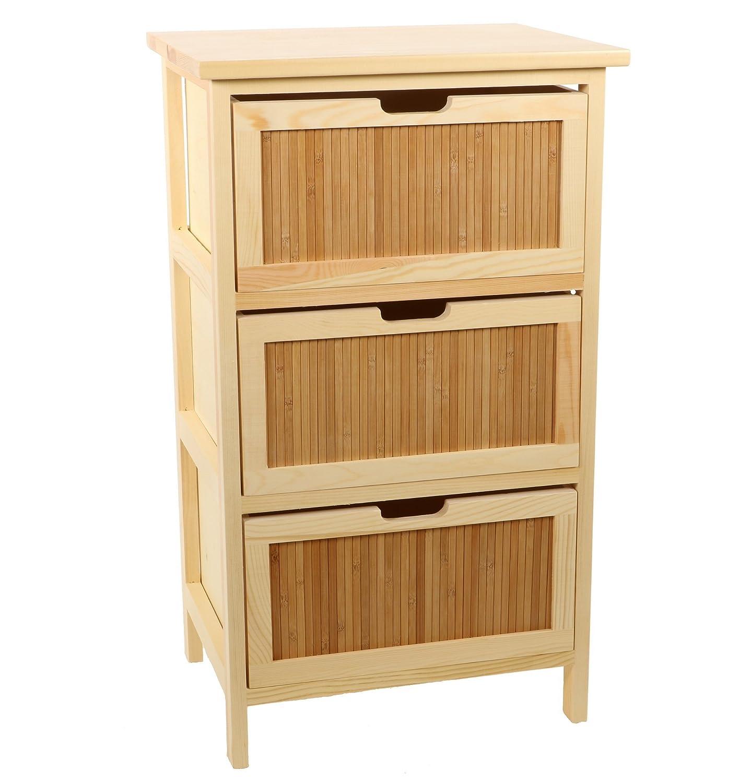 Mueble de almacenamiento cómoda