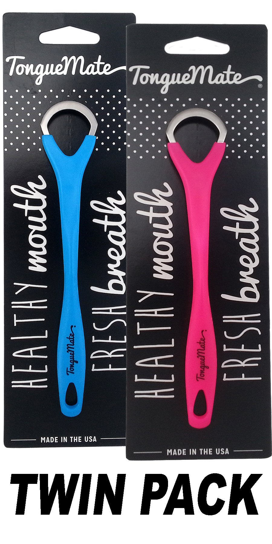 Tongue Mate Twin Pack