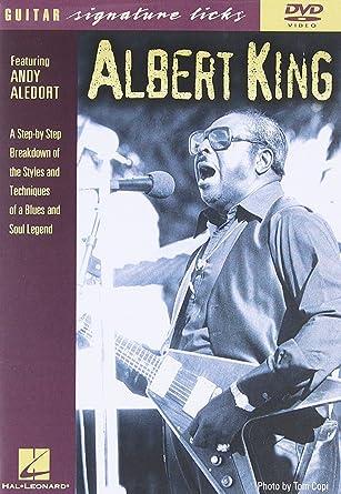 B.b collection definitive guitar king lick signature