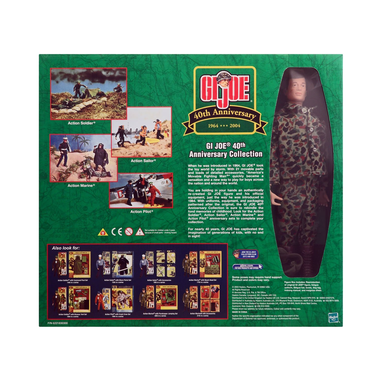 GI JOE 40th Anniversary Edition Action Marine 12 Figure