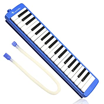 Swan® 37 Key Melodica with Case Melodicas at amazon