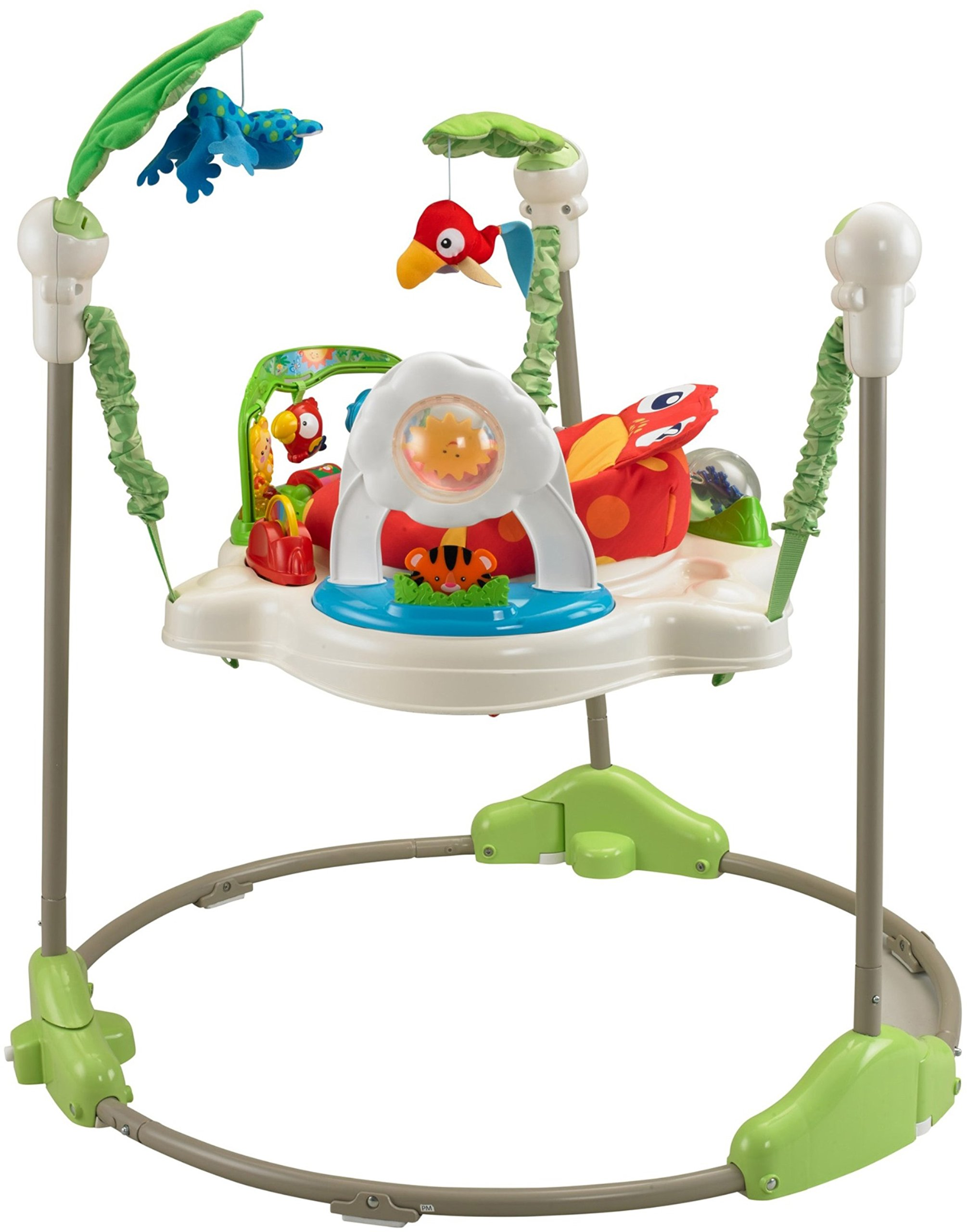 Fisher-Price Rainforest Jumperoo by Fisher-Price (Image #3)