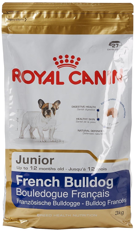 Royal Canin Dog Food French Bulldog 3 Kg Amazon Co Uk Pet Supplies