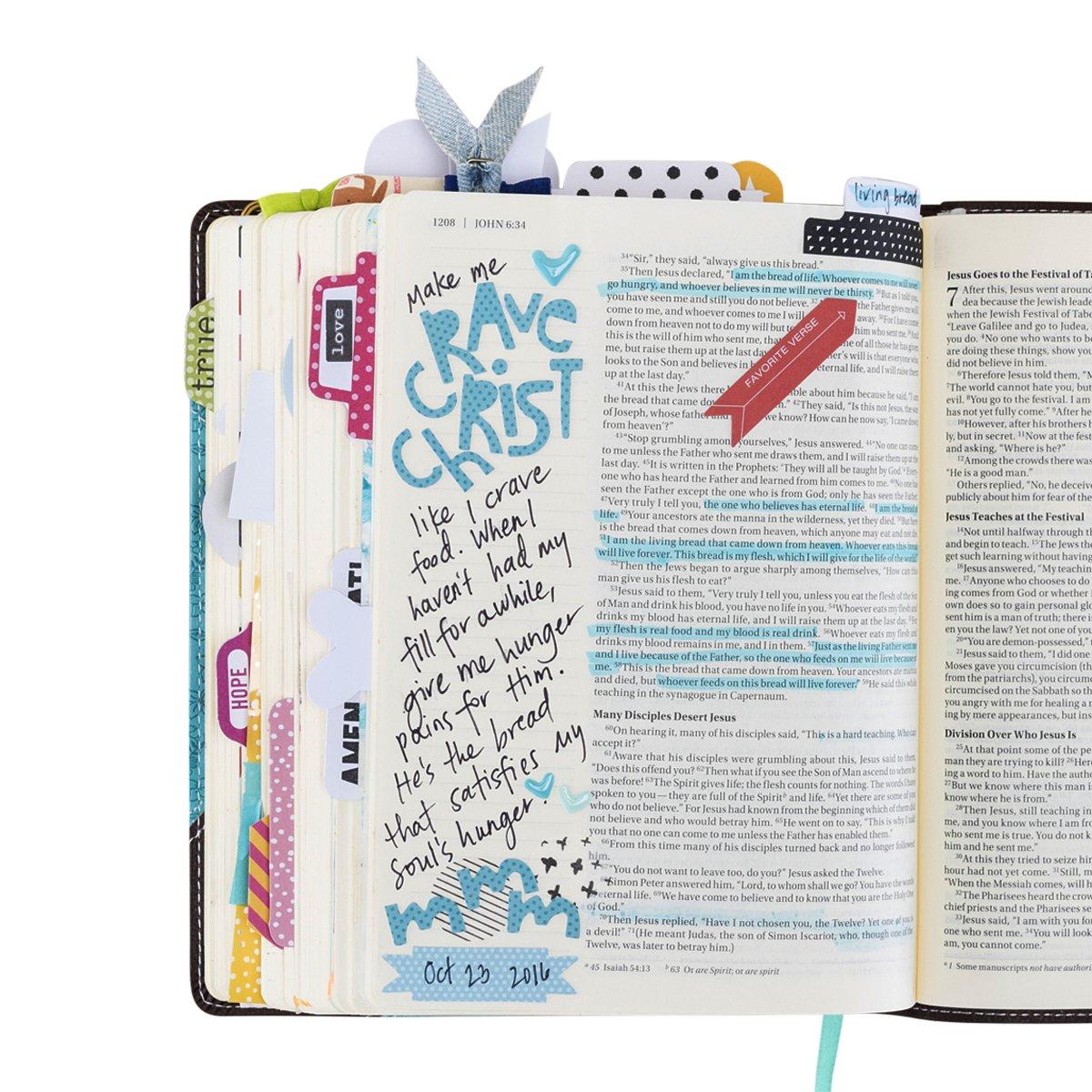 Cardstock Arrows 45 Count Bella Blvd 1254 Illustrated Faith