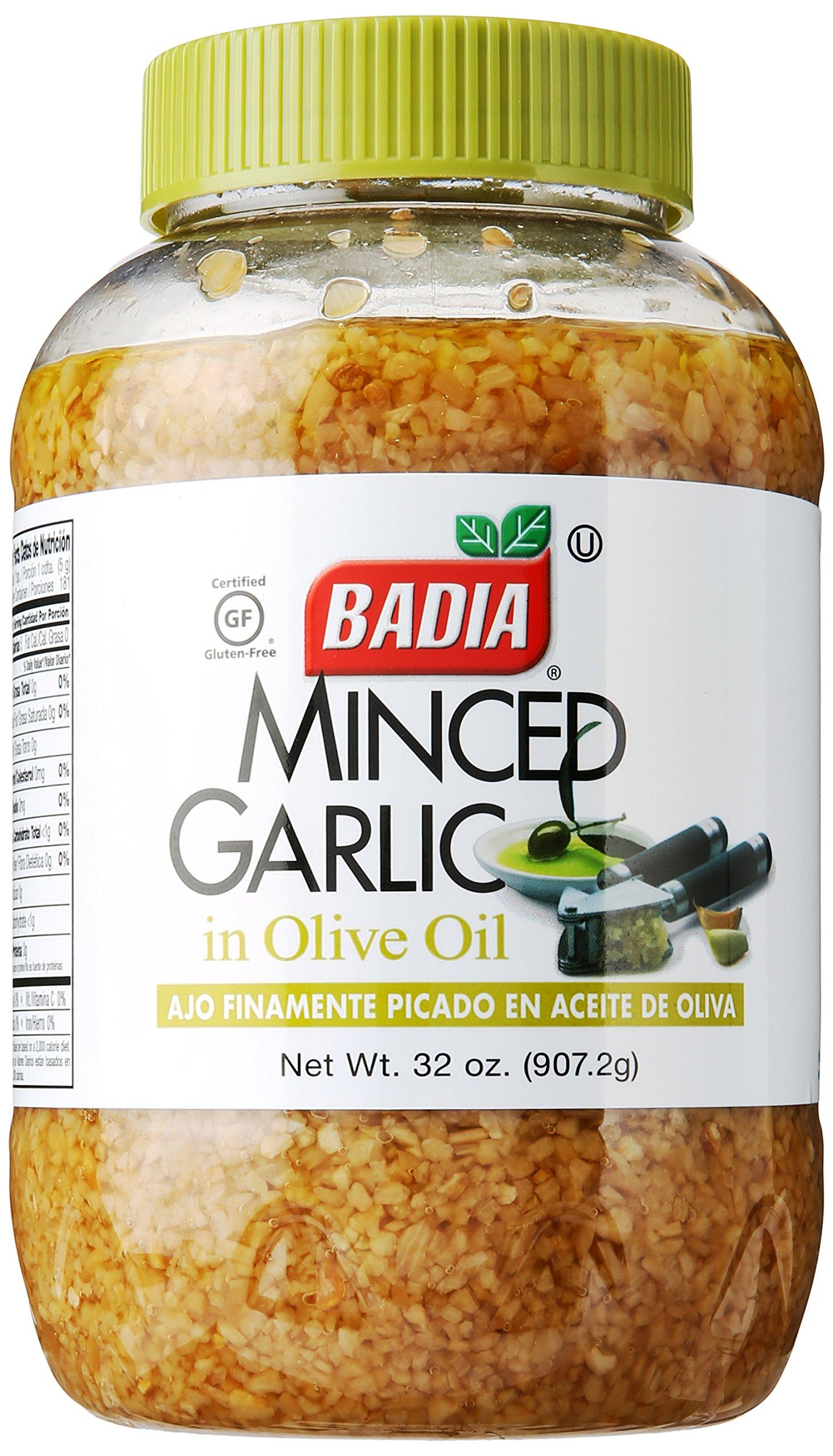 Badia Garlic Minced Oil, 32 oz by Badia (Image #1)