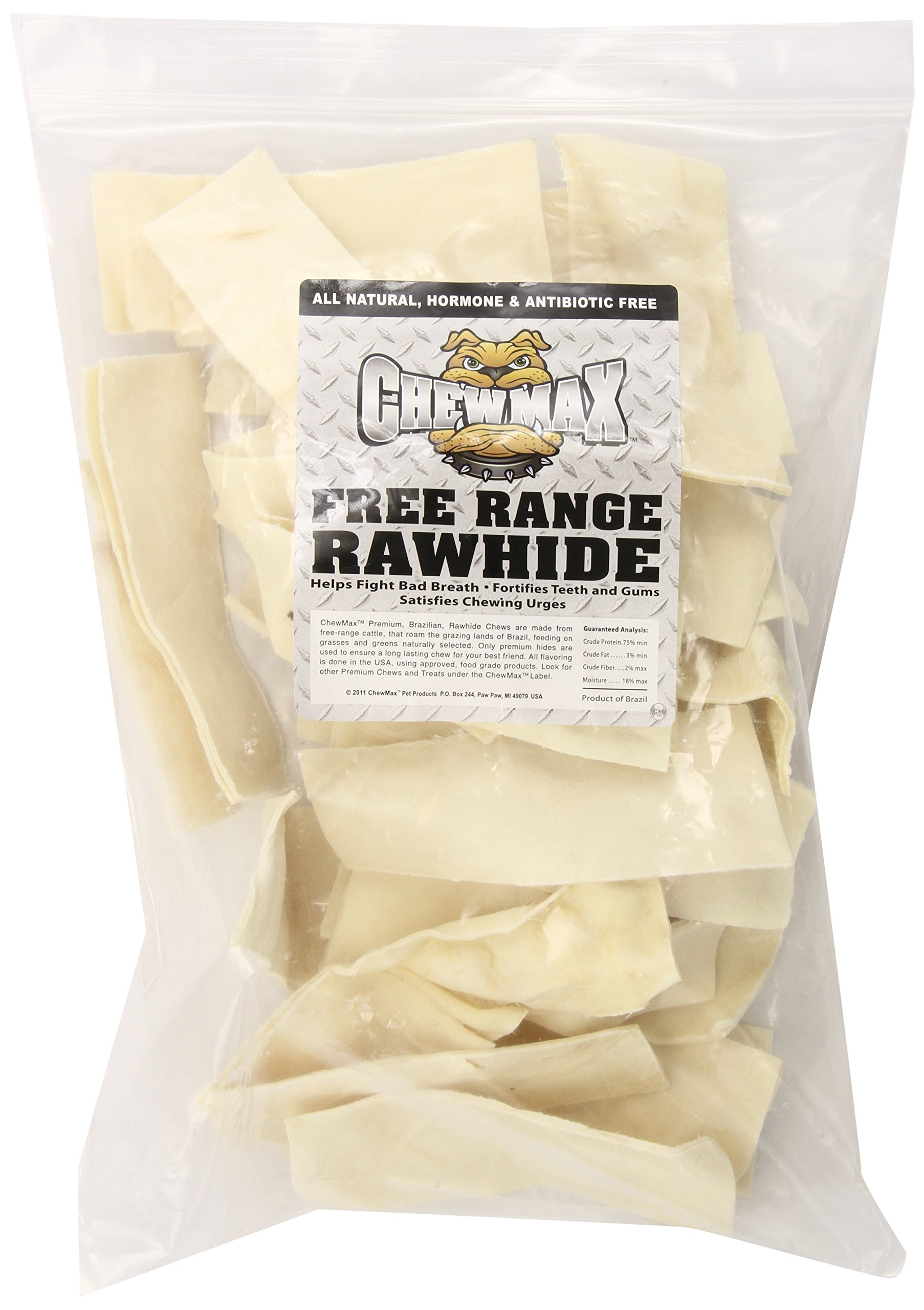 ChewMax Pet Products Natural Chips, 1.5-Pound