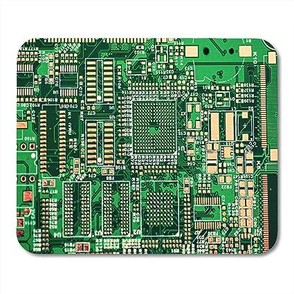 Amazon com : Emvency Mouse Pads Bga Printed Circuit Board