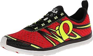 Pearl Izumi EM Tri N1 Triatlón Zapatos rojo/negro 2015, rojo ...