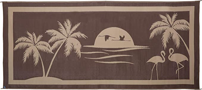 Stylish Camping TO8187 Tropical Oasis Mat
