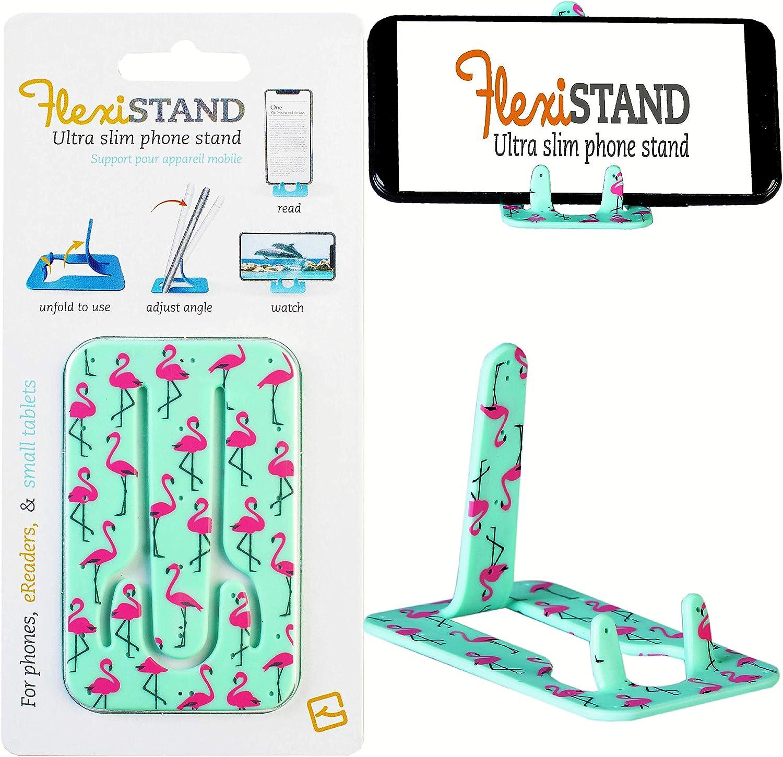 Gifts for Readers & Writers Soporte Flexible para teléfono móvil, Atril para Smartphone, Phablet, Tablets pequeñas, eReaders, iPhone, Samsung - Modelo Flamenco: Amazon.es: Hogar