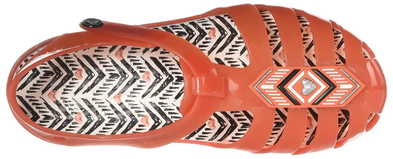 73708bbdbdcd Crocs Kids Isabella Sandals Drew Barrymore Print in Orange 205199 6OG   Child 13   Amazon.co.uk  Shoes   Bags