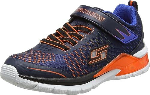 Skechers Erupters II Lava Arc, Sneaker Bambino, Blu (Navy