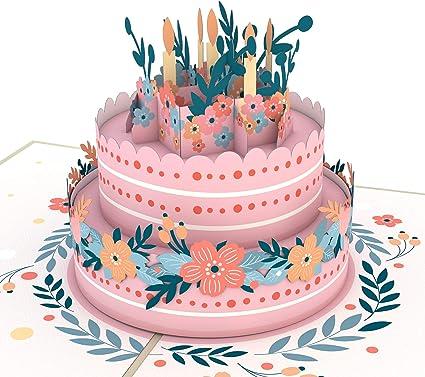 Amazon.com: Lovepop - Tarjetas de cumpleaños desplegables ...