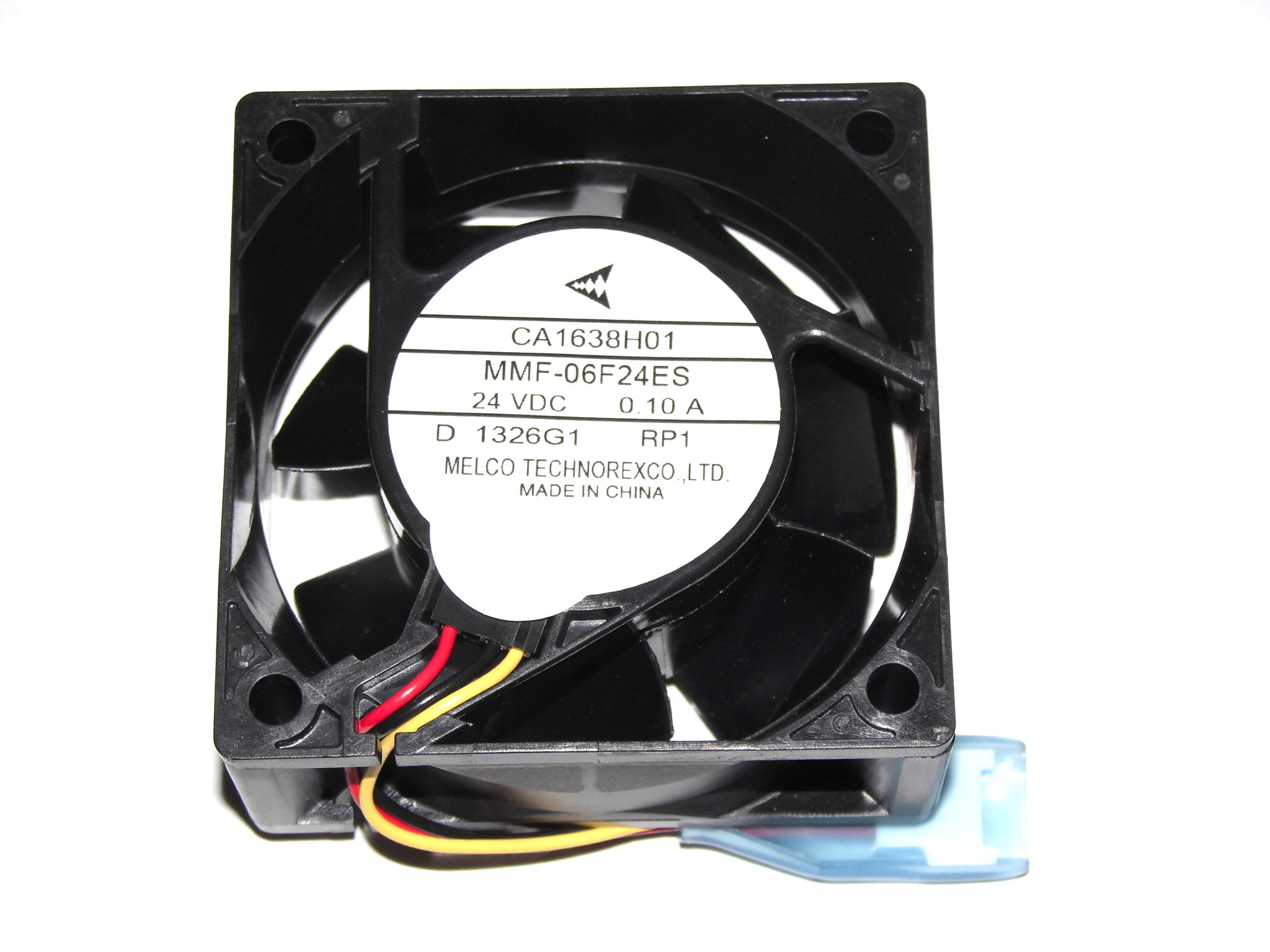 MITSUBISHI 60mm MMF-06F24ES RP1 24V 0.1A 3Wire CA1638H01 Cooling Fan