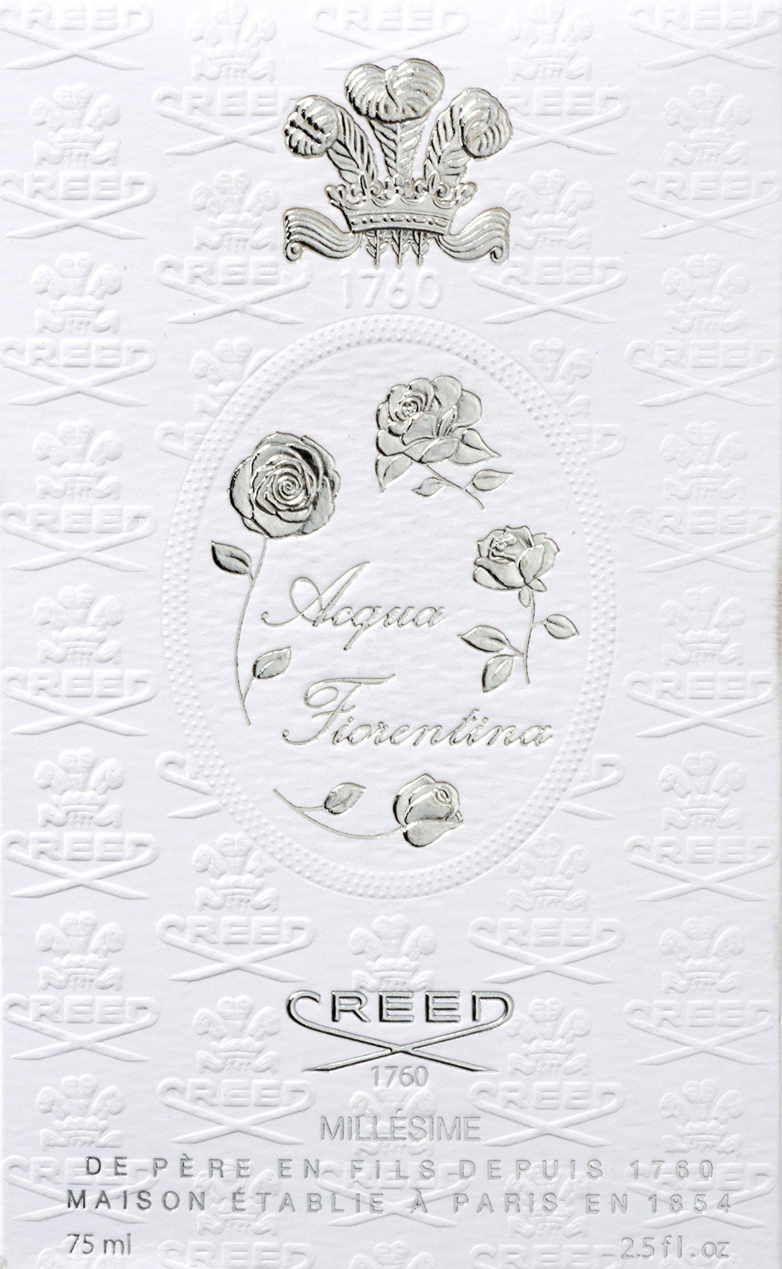 Acqua Fiorentina Perfume by Creed for women Millesime Spray 2.5 oz
