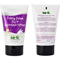 Snip-its Funny Frizz Fix'r Smoothie Crème, 4oz - Anti-Frizz Cream Formulated Especially For Kids