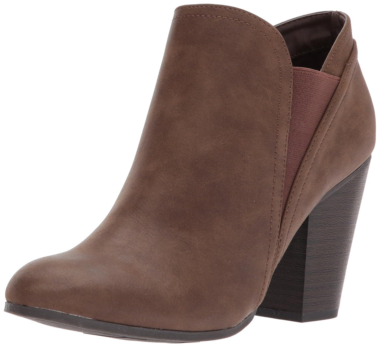 Fergalicious Women's Panther Ankle Bootie B06XT2PDT2 9.5 B(M) US Brown