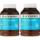 Blackmores Odourless Fish Oil Value Pack, 400ct (Pack of 2)