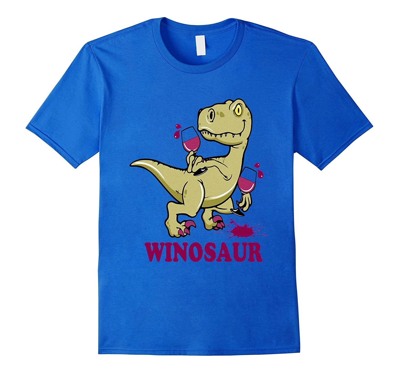 2fcbb56cb Cute – Winosaur Wine Dinosaur Funny Tee T-Shirts-TD – Teedep