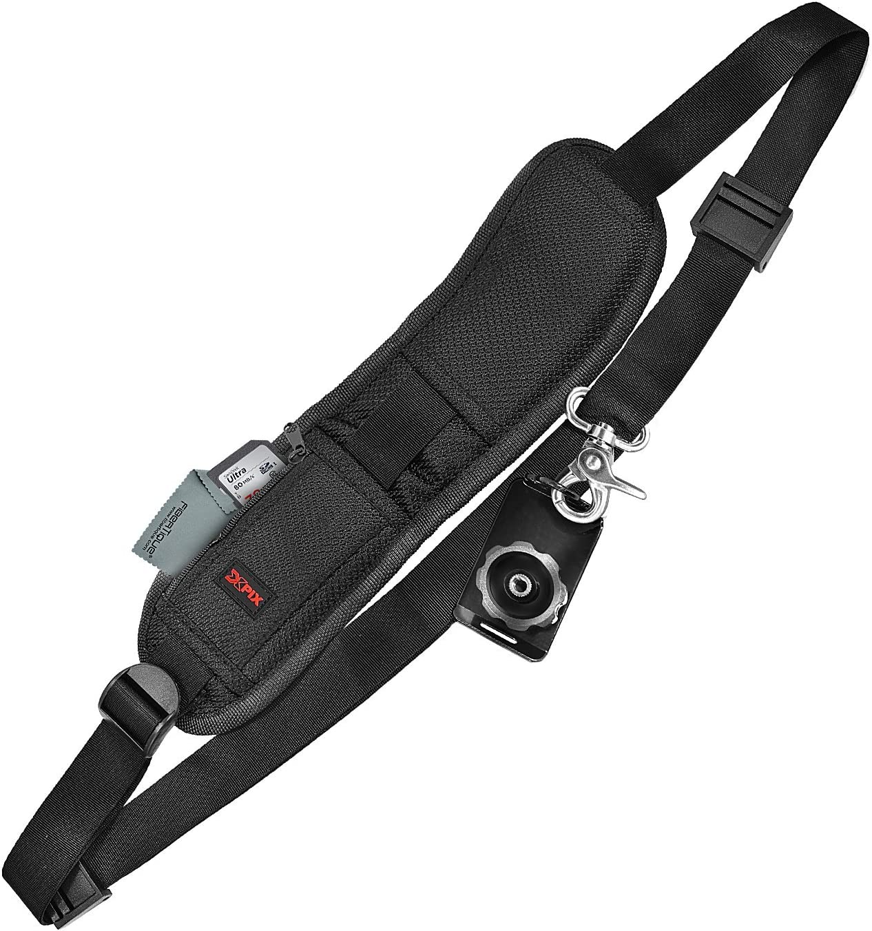Xpix Professional Camera Shoulder Strap with Quick Release