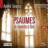 Psaumes des dimanches et fêtes - Année A