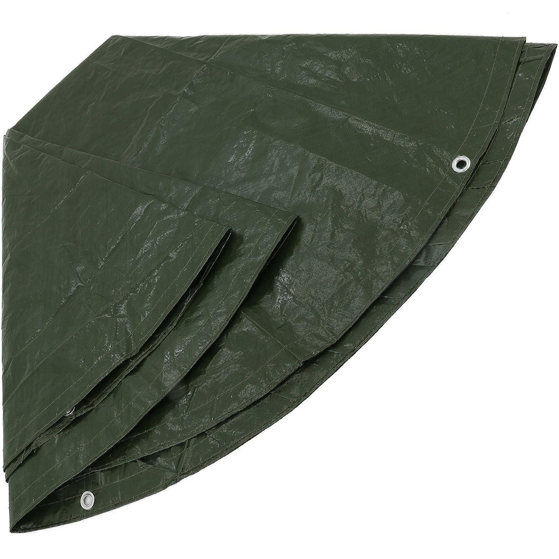 Frisch PE-Abdeckplane rund Ø 2 m grün Typ 480200: Amazon.de: Baumarkt WJ33