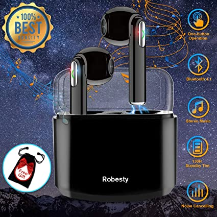 Auriculares Bluetooth,Auriculares inalámbricos Bluetooth Auriculares Bluetooth Deportivos Cascos inálambrico Estéreo In Ear Auriculares con