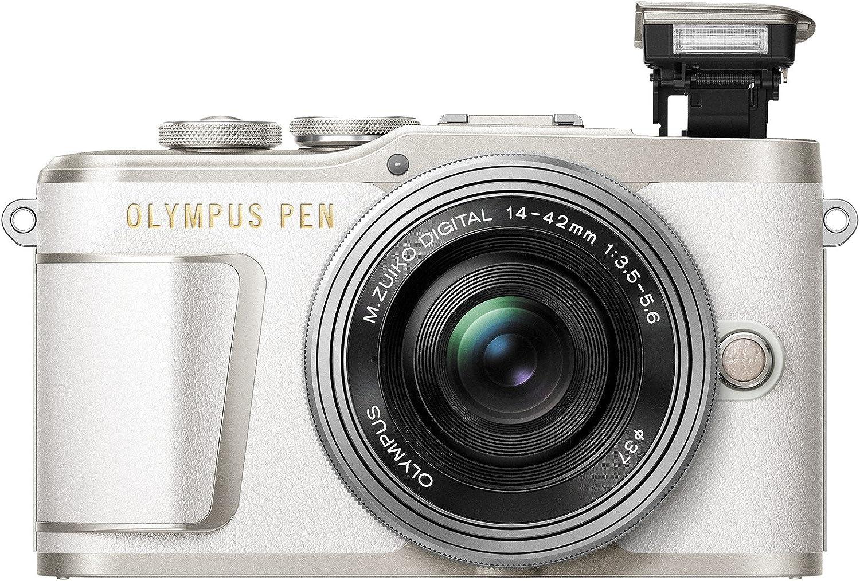 Olympus Pen E-PL9, Kit con cámara de Sistema Micro Cuatro Tercios ...