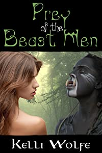 Prey of the Beast Men (Slaves of the Beast Men Book 2)
