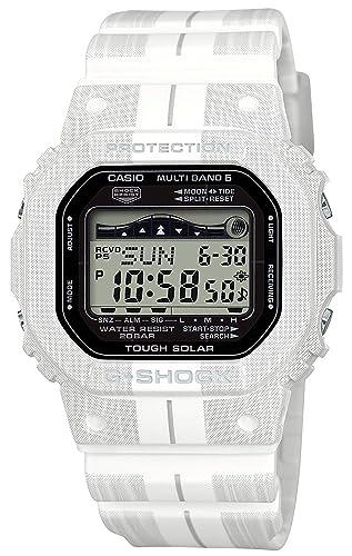 Reloj Casio G-shock - Reloj G Shock G Ride Solar Radio gwx-5600wa-7jf hombre: Amazon.es: Relojes