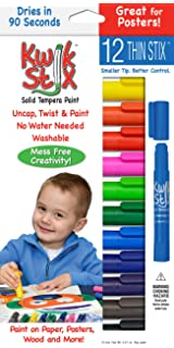 Amazon Com Crayola Washable Neon Sidewalk Paint Outdoor Art Tools