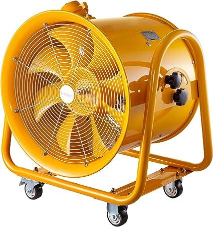 Mophorn Ventilador Axial de Grado ATEX Ventilador Industrial ...