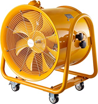 Mophorn Ventilador Axial de Grado ATEX Ventilador Industrial Extractor Diámetro de 50 cm Extractor de Ventilación Ventilador de Escape: Amazon.es: Bricolaje y herramientas
