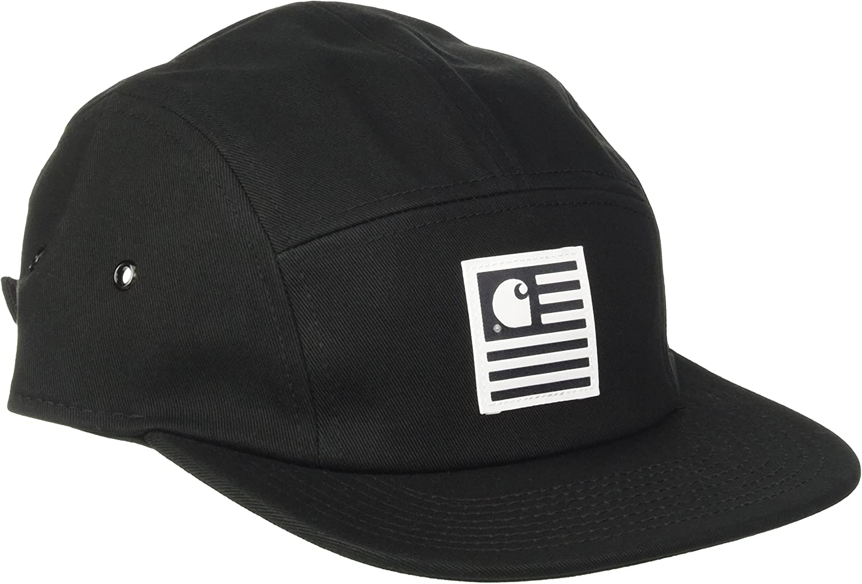 Cappello unisex taglia Taglia unica colore black//white Carhartt State Starter Cap