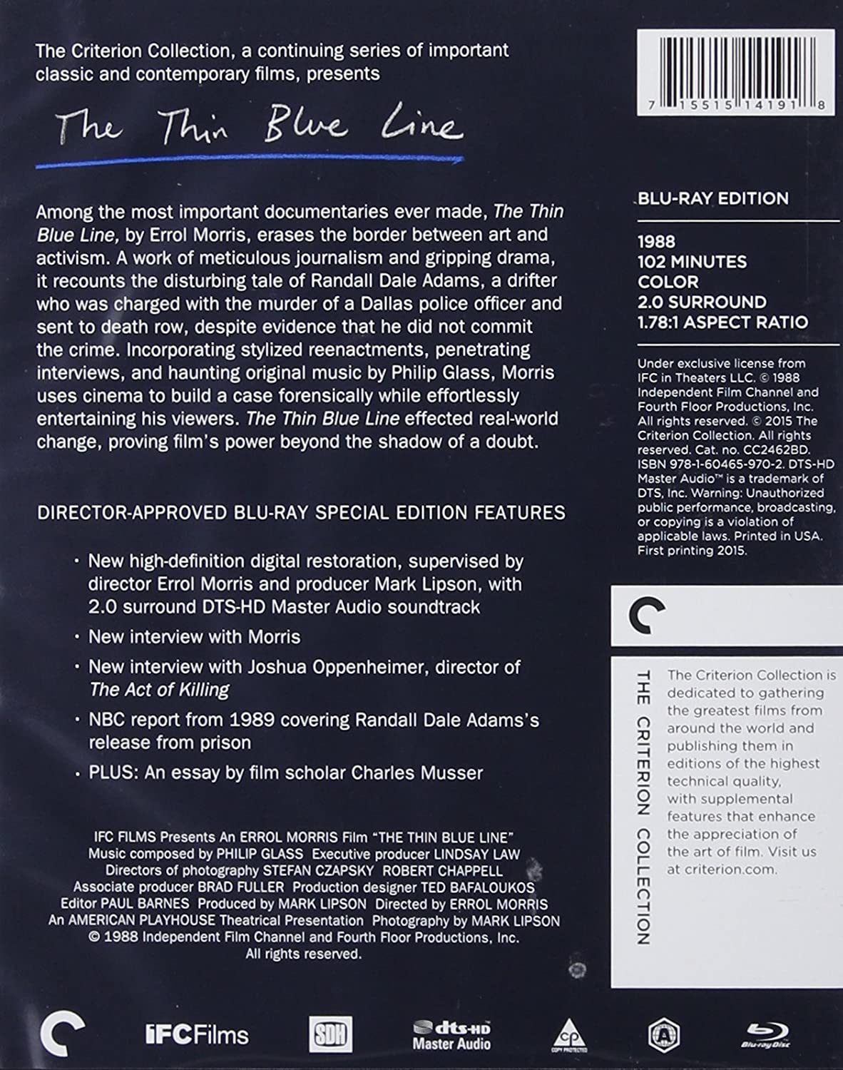 the thin blue line full movie in hindi