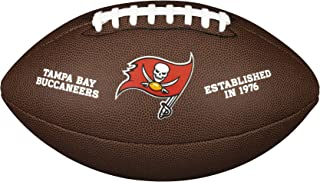 Caseys Distribution 2638810135 Tampa Bay Buccaneers Composite Wilson Football WTF1748TAMP
